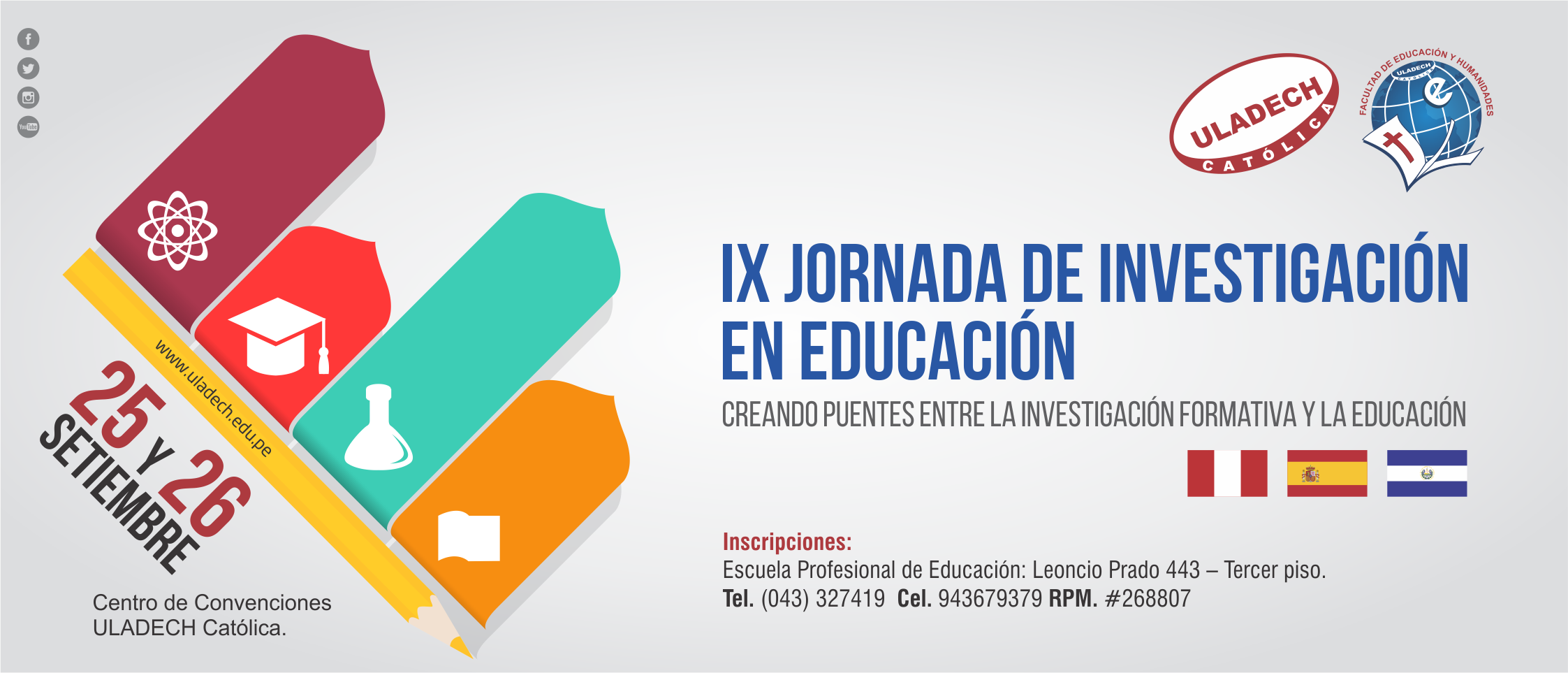 Jornada Educativa 2017 - Web