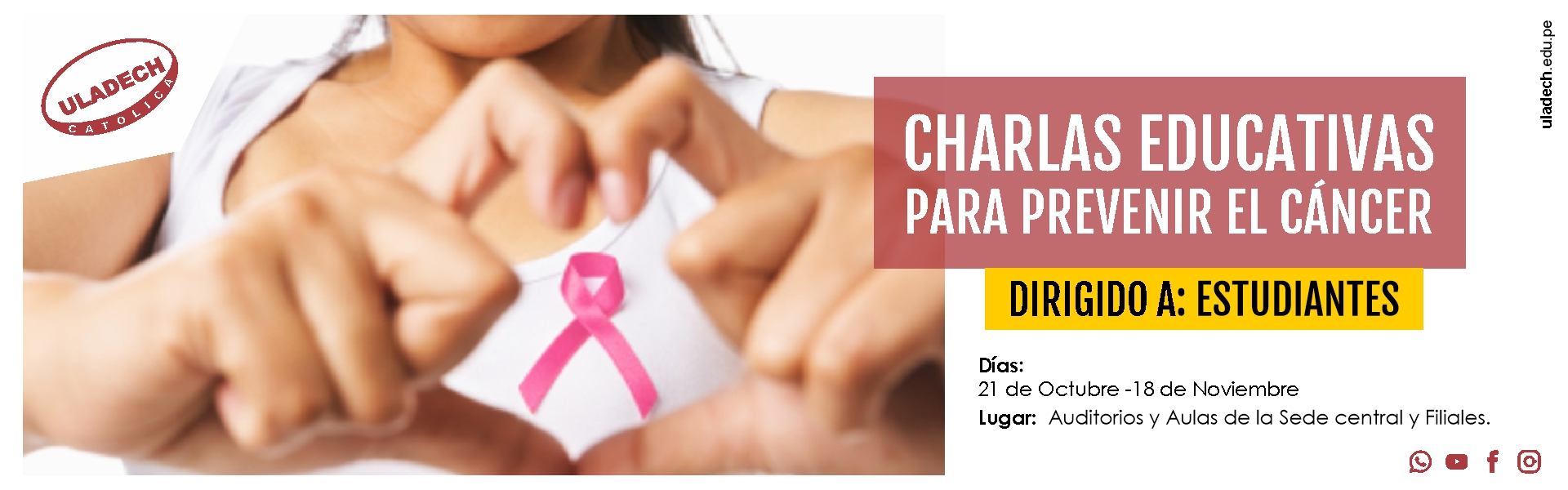 banner agenda charlas prevencion cancer